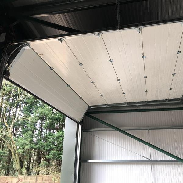 Sectional Overhead Doors