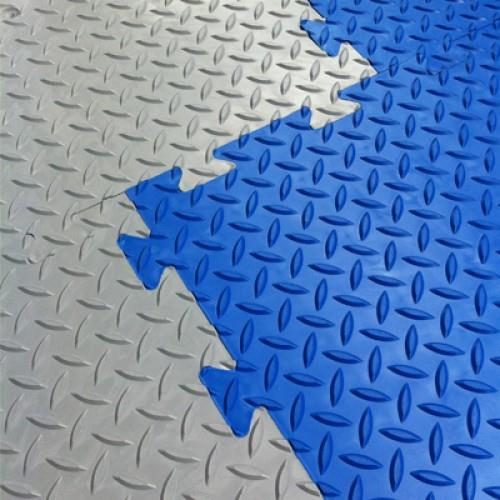 Interlocking Floor Tiles
