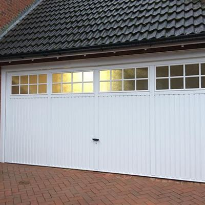 DIY Garage Doors & Automation