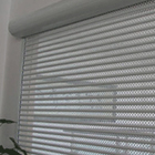 Perforated Steel Shutters